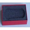 China Jade Jewelry Packing Sponge Foam Chinese Antique Wooden Jade Box Velvet Insides wholesale