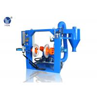 China Blue Color Used Tyre Retreading Machine / Polishing Machine MTD-11 CE Approved on sale