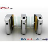 China Automatic Sliding Barrier Gate Access Control Security System Pedestrian Swing Turnstile wholesale