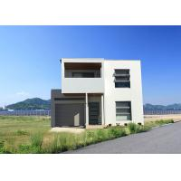 China Cold Formed Steel Prefabricated Homes Luxury Prefab Houses Energy Saving Quick Assembly wholesale