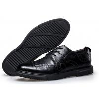 China Full Brogue Mens Business Dress Shoes , Casual Mens Dress Work Shoes on sale