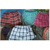 China sell man's pajamas pants,men's homewear stock,Cheap men's briefs & boxers stock lots wholesale