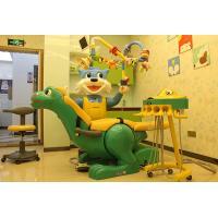2016 Dinosaur kids dental chair with LED sensor light