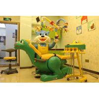 Buy cheap 2016 Dinosaur kids dental chair with LED sensor light from wholesalers