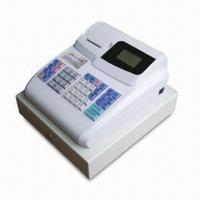 China Electronic Cash Register with ARM7 CPU, 48 Keys Keyboard and 6 Digits LED Customer Display wholesale