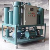 China ZJD Used oil Purifier Machine, Hydraulic Oil Purifier. oil Purifying Equipment wholesale