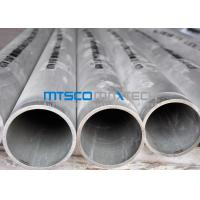 China Seamless Nickel Alloy Tube Pickling Surface ASTM B167 UNS N06601 , 113.60mm x 6mm wholesale