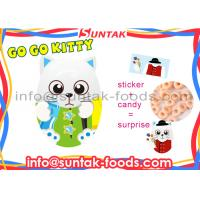 Christmas / Halloween Novelty Candy Toys With Vitamin C Ingredient Healthy