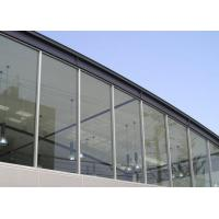 China Curtain Wall Tempered Laminated Safety Glass / Decorative Toughened Glass wholesale