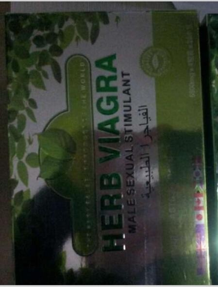 Green herbal viagra