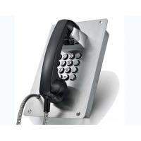Buy cheap Outdoor Vandal Resistant Telephone Stainless Steel Flush Mounting Full Keypad from wholesalers