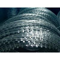 China Security Protected Electric Razor Barbed Wire Welded Mesh Rolls For Fence wholesale