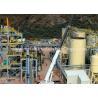 China Pintura de acero pesada pre dirigida del marco PPG de la construcción para las estaciones de transferencia inútil wholesale