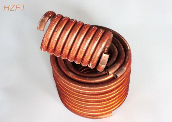 Фланцевые теплообменники с оребренной меди чистить теплообменник газовых колонок