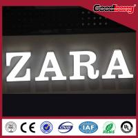 China High class custom lighting led channel letter signs wholesale