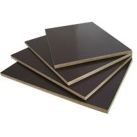 China 9mm thickness black film faced plywood wholesale