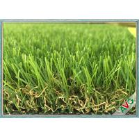 China An - UV Soft Landscaping Fake Grass Carpet For Outdoor Decoration 8000 Dtex wholesale