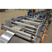 China Cangzhou Plc Controlled Zinc C-Channel Purlins Roll Forming Line wholesale