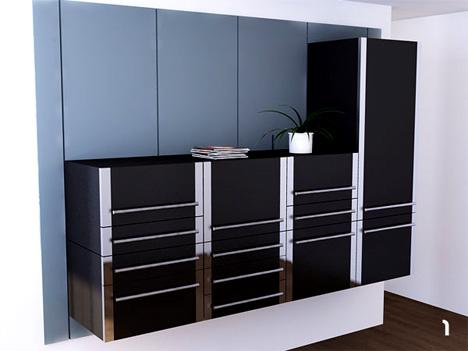 3 Drawer Modern File Cabinet Images