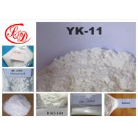 China Sarms Raw Powder Oral Anabolic Steroids 431579-34-9 YK-11 Dosage for Muscle Building on sale