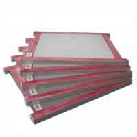China Pre-stretched Line Table Printing Frame wholesale