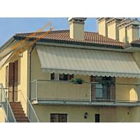 China Aluminum Customized Sizes Balcony Retractable Awnings for Outdoor Villa wholesale