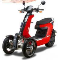 China 2020 New Luxury Double Front Wheel Electric Scooter For Europe wholesale