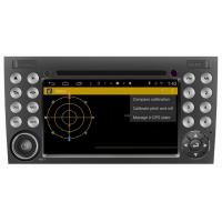 China Ouchuangbo autoradio DVD gps multimedia Mercedes Benz SLK 350 android 4.4 OS support 4 cor wholesale