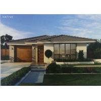 High quality modern bungalow for sale/prefab prefabricated houses