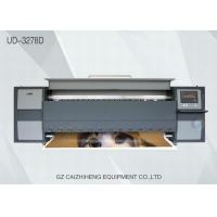 China CMYK Digital Solvent Printing Machine Pheaton UD-3278D Polyester Printing Machine on sale