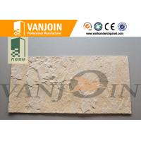 Outdoor Building Construction Stone Decorative Wall Tiles For Flat Home Villa