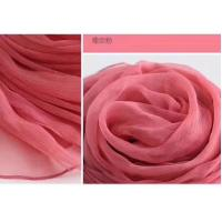 China 75D Woven polyester dyed wholesale crinkle chiffon fabric high quality new fashion softshell polyester georgette wholesale