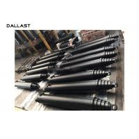 Buy cheap 27SiMn Dump Truck Hydraulic Cylinder Multistage Long Stroke Parker Type from wholesalers