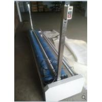 China Large Fabric Roll Packing Machine Safety Winding Adjustable Speed 2600*600*130mm wholesale