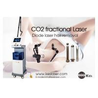 Co2 Fractional Laser Machine , Vaginal Rejuvenation Cold Laser Therapy Machine MED-870+