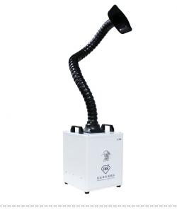 China TBK 618 portable smoke and dust fume extractor system for laser wholesale