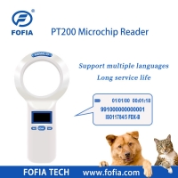 China Animal Microchip Reading 134.2khz Pet Chip Reader wholesale