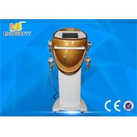China White Beauty Slimming Machine With Cavitation RF Real 40KHz wholesale