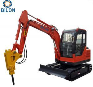Heavy Duty Mini Hydraulic Excavator 3 Tons Compact Mini Excavator