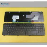 China HP CQ72 G72 Laptop Keyboard Replacement Black Numeic Color Russian Layout wholesale