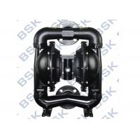 China 0.83 Mpa Air Driven Double Diaphragm Pump 2 Diaphragm Pump For Waste Water wholesale
