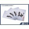 China Размер смарт-карт КР80 пластмассы РФИД Мифаре членства 0,84 мм толстый wholesale
