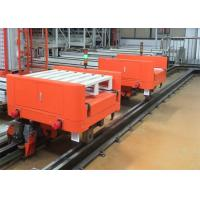 China Cargo Transportation Automated Guided Vehicles 0 - 200m Per Min Adjustable wholesale