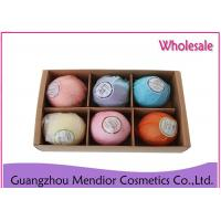 Stress Relief Perfumed Natural Bath Bombs Without Citric AcidSlowly Dissolving