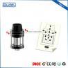 Sharp Appearance E Cig Vaporizer , Glass Cbd Oil Vape Pen Atomizer For Box Mod