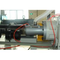 China Green Color PMMA GPPS APET Plate Extrusion Line Single Layer With UV Coating on sale
