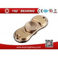 China Customized Aluminum / Copper / Brass Hand Spinner Fidget Toy 120-160 Seconds wholesale