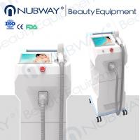 Buy cheap Permanent painless hair removal machine NUBWAY 808 diode laser hair removal from wholesalers