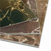 China Aluminum Composite Panel with Excellent Surface Flatness and Smoothness wholesale