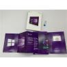 China Desktop Computers Microsoft Windows 10 Operating System Win 10 Pro OEM 32 / 64 Bit wholesale